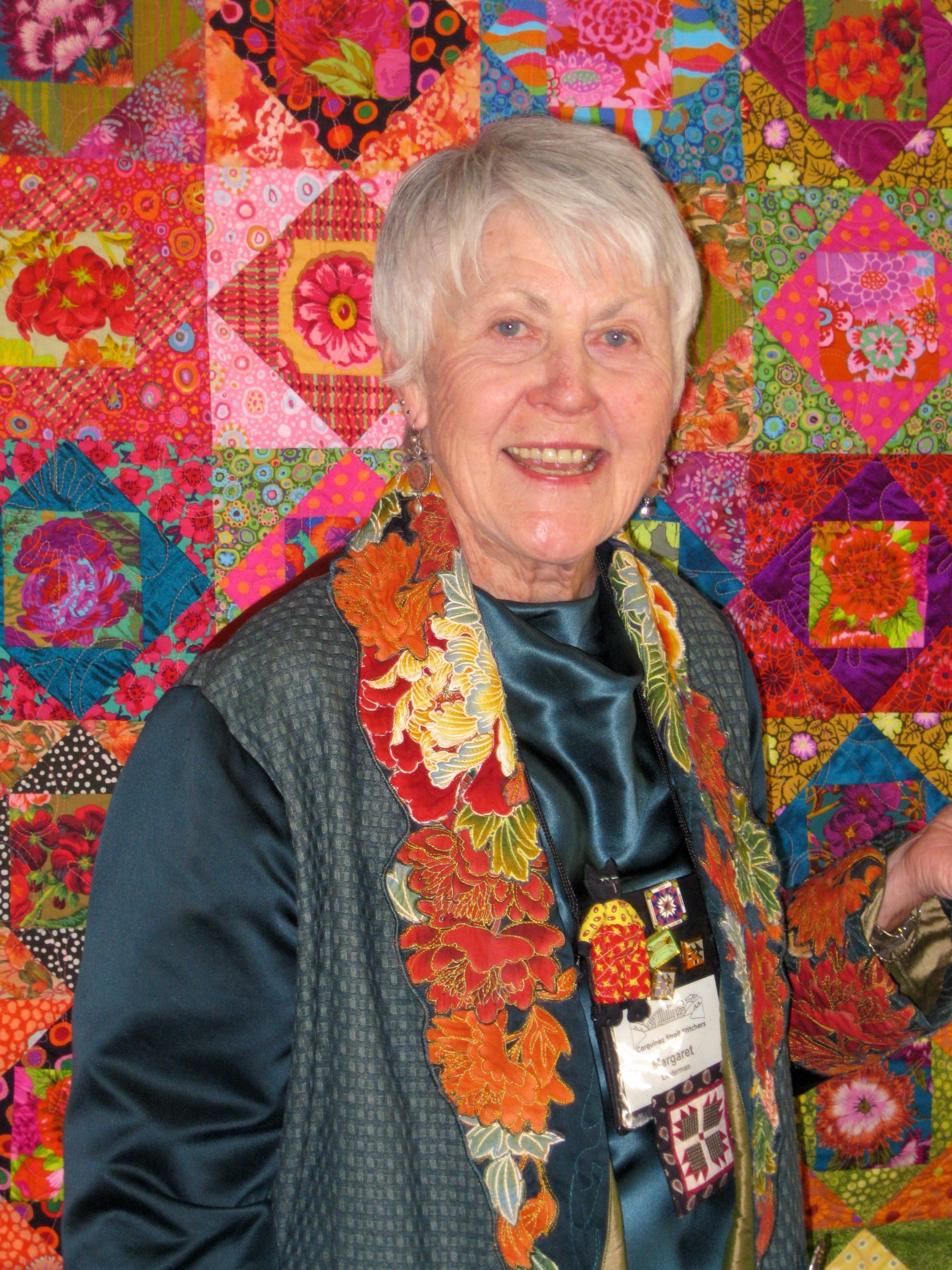 The Wonderful and Talented Margaret Linderman