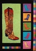 Boot Scootin' - pattern by BJ Designs