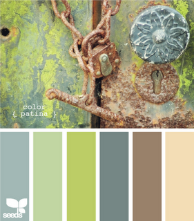ColorPatina from Design Seeds