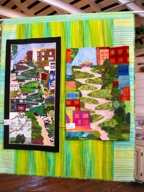 Lombard Street Quilts
