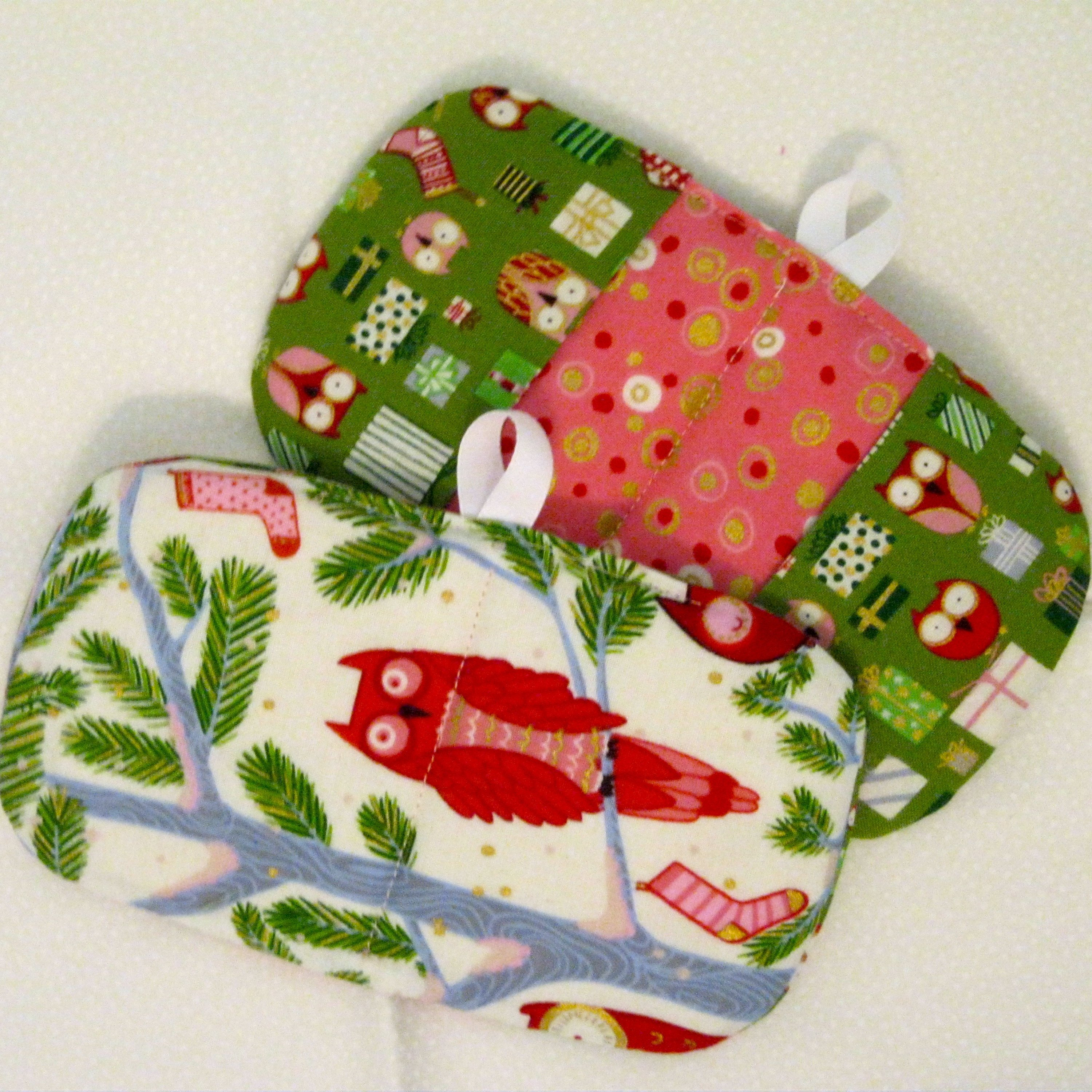 Micro Mitts - darling - and they work!