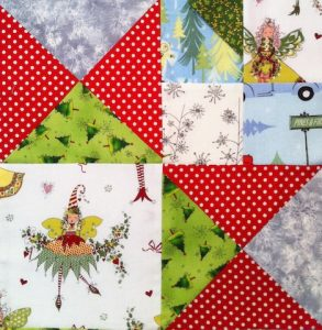 Christmas Pixie Superstars detail