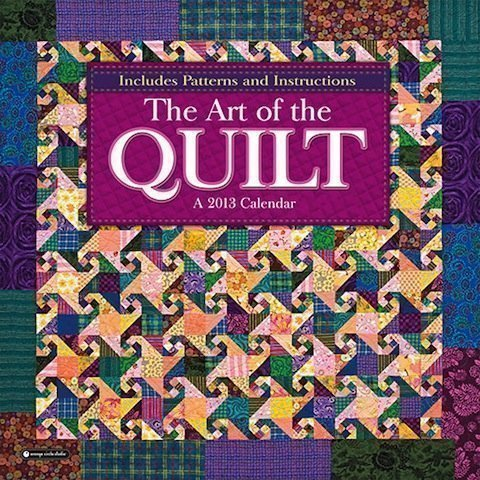 The Art of the Quilt Calendar Mystery cover