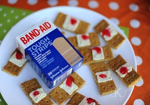 Post-Emergency-Room-Visit party idea - gotta try this!