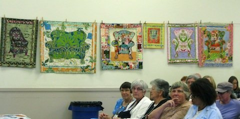 Moonlight Quilter's Guild of Santa Rosa