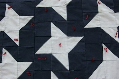 All-American Flag Quilt