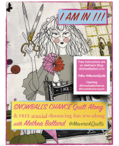 Use this poster to share the Snowball's Chance love!